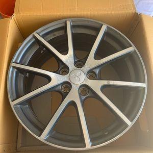 2011 mitsubishi eclipse wheels